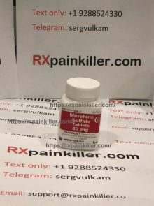 Morphine Sulfate 30 mg West Ward